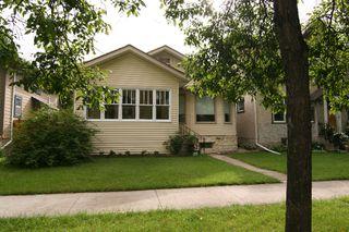 Main Photo: 235 Sherburn St. /Wolseley in Winnipeg: West End / Wolseley Single Family Detached for sale (West Winnipeg)