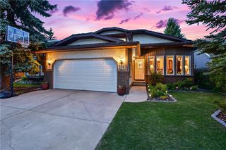 Main Photo: 104 Strathcona Road SW in Calgary: Strathcona Park Detached for sale : MLS®# C4304961