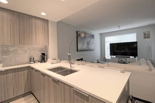 """Photo 2: 110 3289 RIVERWALK Avenue in Vancouver: South Marine Condo for sale in """"R+R"""" (Vancouver East)  : MLS®# R2499453"""