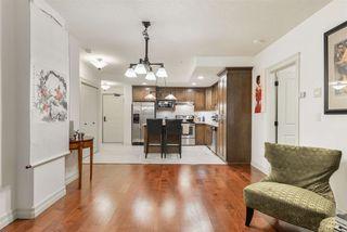 Photo 19: 306 10142 111 Street in Edmonton: Zone 12 Condo for sale : MLS®# E4218696
