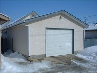Photo 20: 464 Springfield RD in Winnipeg: North Kildonan Residential for sale (North East Winnipeg)  : MLS®# 1002953