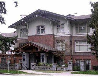 Photo 1: # 311 2083 W 33RD AV in Vancouver: Condo for sale : MLS®# V828802