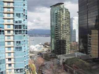 Photo 1: # 902 1420 W GEORGIA ST in Vancouver: West End VW Condo for sale (Vancouver West)  : MLS®# V873945