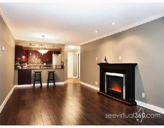 "Photo 5: 302 436 7TH Street in New_Westminster: Uptown NW Condo for sale in ""Regency Court"" (New Westminster)  : MLS®# V686849"