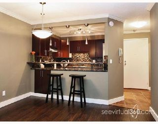 "Photo 3: 302 436 7TH Street in New_Westminster: Uptown NW Condo for sale in ""Regency Court"" (New Westminster)  : MLS®# V686849"