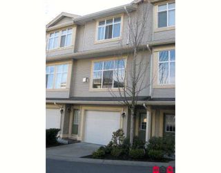"Photo 1: 8 14959 58TH Avenue in Surrey: Sullivan Station Townhouse for sale in ""Skylands"" : MLS®# F2808759"