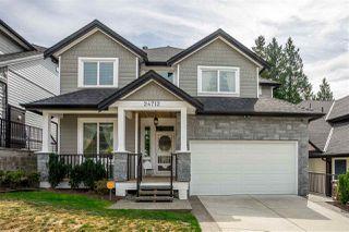 "Photo 1: 24712 100A Avenue in Maple Ridge: Albion House for sale in ""Jackson Ridge"" : MLS®# R2401020"