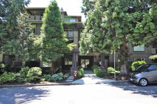 "Photo 1: 304 808 SANGSTER Place in New Westminster: The Heights NW Condo for sale in ""THE BROCKTON"" : MLS®# R2409398"