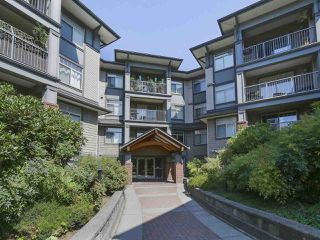 "Photo 1: 410 12020 207A Street in Maple Ridge: Northwest Maple Ridge Condo for sale in ""WESTBROOKE"" : MLS®# R2415063"