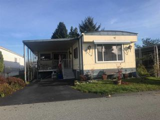 """Photo 1: 10 15875 20 Avenue in Surrey: King George Corridor Manufactured Home for sale in """"SEA RIDGE"""" (South Surrey White Rock)  : MLS®# R2419544"""