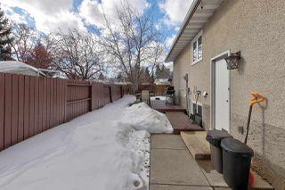 Photo 41: 9016 184 Street in Edmonton: Zone 20 House Half Duplex for sale : MLS®# E4189538