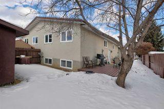 Photo 42: 9016 184 Street in Edmonton: Zone 20 House Half Duplex for sale : MLS®# E4189538