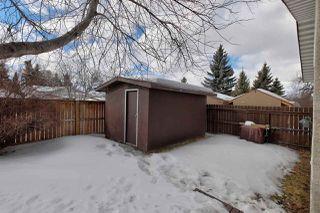 Photo 40: 9016 184 Street in Edmonton: Zone 20 House Half Duplex for sale : MLS®# E4189538