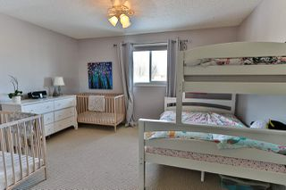 Photo 17: 451 HYNDMAN Crescent in Edmonton: Zone 35 Townhouse for sale : MLS®# E4191608