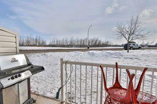 Photo 25: 451 HYNDMAN Crescent in Edmonton: Zone 35 Townhouse for sale : MLS®# E4191608