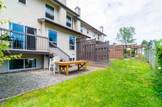 "Photo 30: 2 33951 MARSHALL Road in Abbotsford: Central Abbotsford Townhouse for sale in ""Arrow Wood"" : MLS®# R2469417"