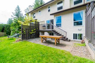 """Photo 29: 2 33951 MARSHALL Road in Abbotsford: Central Abbotsford Townhouse for sale in """"Arrow Wood"""" : MLS®# R2469417"""