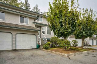 "Photo 1: 13 34332 MACLURE Road in Abbotsford: Abbotsford East Townhouse for sale in ""IMMEL RIDGE"" : MLS®# R2510549"