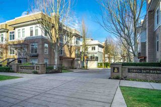 """Main Photo: 5 15833 26 Avenue in Surrey: Grandview Surrey Townhouse for sale in """"The Brownstones"""" (South Surrey White Rock)  : MLS®# R2530909"""