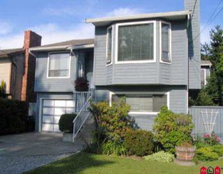 """Photo 1: 6656 130TH ST in Surrey: West Newton House for sale in """"WEST NEWTON"""" : MLS®# F2514598"""
