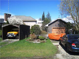 Photo 2: 8200 CLAYBROOK RD in Richmond: Boyd Park House for sale : MLS®# V880467