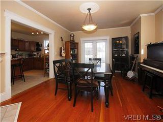Photo 5: 1736 Bay Street in VICTORIA: Vi Fernwood Single Family Detached for sale (Victoria)  : MLS®# 295649