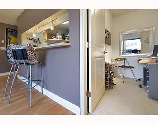 """Photo 4: 109 3520 CROWLEY Drive in Vancouver: Collingwood VE Condo for sale in """"MILLENIO"""" (Vancouver East)  : MLS®# V714670"""