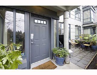 """Photo 2: 109 3520 CROWLEY Drive in Vancouver: Collingwood VE Condo for sale in """"MILLENIO"""" (Vancouver East)  : MLS®# V714670"""
