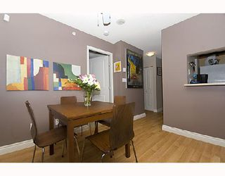 """Photo 5: 109 3520 CROWLEY Drive in Vancouver: Collingwood VE Condo for sale in """"MILLENIO"""" (Vancouver East)  : MLS®# V714670"""
