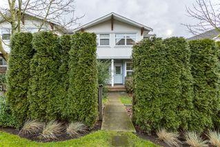 Photo 1: 5 3712 PENDER STREET in PENDER LANE: Home for sale