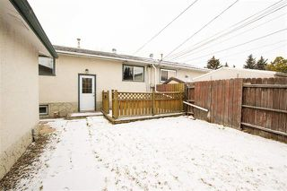 Photo 30: 14035 63 ST NW in Edmonton: Zone 02 House Half Duplex for sale : MLS®# E4179464