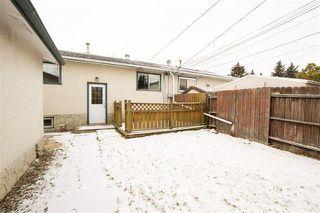 Photo 30: 14035 63 ST NW in Edmonton: Zone 02 House Half Duplex for sale : MLS®# E4179464