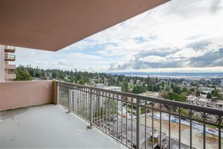 "Photo 13: 1701 551 AUSTIN Avenue in Coquitlam: Coquitlam West Condo for sale in ""Brookmere Towers"" : MLS®# R2434938"