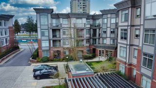"Photo 2: 213 10455 UNIVERSITY Drive in Surrey: Whalley Condo for sale in ""D'Cor"" (North Surrey)  : MLS®# R2443325"