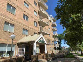 Photo 1: 404 8728 GATEWAY Boulevard in Edmonton: Zone 15 Condo for sale : MLS®# E4191192