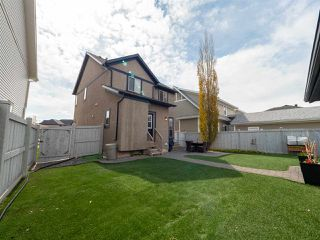 Photo 34: 1404 CYPRUS Way in Edmonton: Zone 27 House for sale : MLS®# E4197939