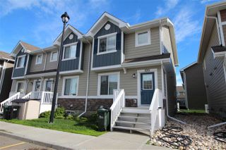 Photo 1: 120 219 CHARLOTTE Way: Sherwood Park Townhouse for sale : MLS®# E4204665