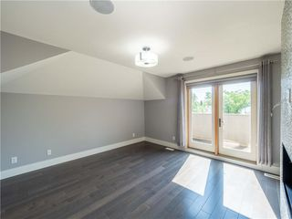 Photo 22: 4 535 33 Street NW in Calgary: Parkdale Row/Townhouse for sale : MLS®# C4305814