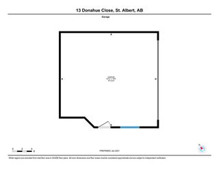 Photo 42: 13 Donahue Close: St. Albert House for sale : MLS®# E4225002