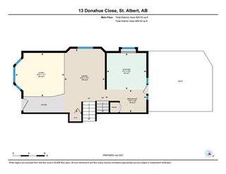 Photo 38: 13 Donahue Close: St. Albert House for sale : MLS®# E4225002