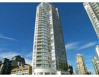 """Photo 1: 1602 1201 MARINASIDE Crescent in Vancouver: False Creek North Condo for sale in """"PENINSULA"""" (Vancouver West)  : MLS®# V654400"""