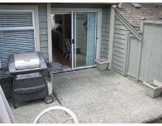 "Photo 7: 7 7120 BARNET Road in Burnaby: Westridge Burnaby Townhouse for sale in ""HARBOUR RIDGE TERRACE"" (Burnaby North)  : MLS®# V655716"