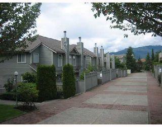 "Photo 1: 7 7120 BARNET Road in Burnaby: Westridge Burnaby Townhouse for sale in ""HARBOUR RIDGE TERRACE"" (Burnaby North)  : MLS®# V655716"