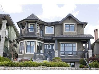 "Photo 1: 206 DELTA AV in Burnaby: Capitol Hill BN House for sale in ""CAPITOL HILL"" (Burnaby North)  : MLS®# V873354"