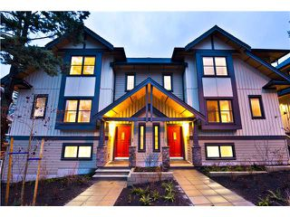 "Photo 1: 1161 HAROLD RD in North Vancouver: Lynn Valley Condo for sale in ""The Bridge"" : MLS®# V878575"