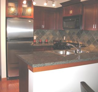 "Photo 2: 112 7 RIALTO Court in New_Westminster: Quay Condo for sale in ""Murano Lofts"" (New Westminster)  : MLS®# V675095"