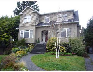 Photo 1: 3971 W 37TH Avenue in Vancouver: Dunbar House for sale (Vancouver West)  : MLS®# V696071