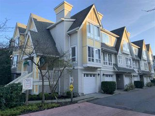 "Main Photo: 7 16388 85 Avenue in Surrey: Fleetwood Tynehead Townhouse for sale in ""Camelot Village"" : MLS®# R2418573"