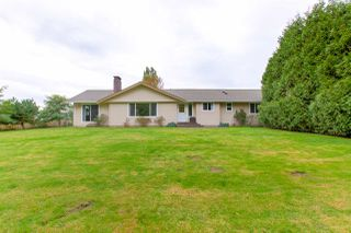 Photo 1: 13479 SHARPE Road in Pitt Meadows: North Meadows PI House for sale : MLS®# R2420820