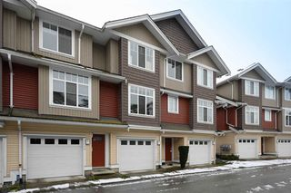 """Photo 1: 75 19455 65 Avenue in Surrey: Clayton Townhouse for sale in """"Two Blue"""" (Cloverdale)  : MLS®# R2434298"""